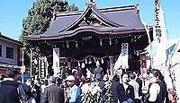 溝口神社 神奈川県川崎市高津区溝口のキャプチャー