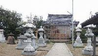 八幡神社 石川県白山市倉部町