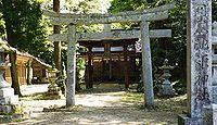 日尾池姫神社 京都府舞鶴市与保呂のキャプチャー
