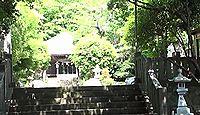 高来神社 - 神武天皇期に創建された高麗社、4月に山神輿、2年に1度の7月に「御船祭」