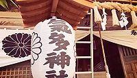 気多神社 静岡県沼津市内浦三津のキャプチャー