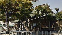 柄沢神社 神奈川県藤沢市柄沢
