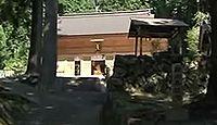 夏山八幡宮 愛知県岡崎市夏山町宮本のキャプチャー