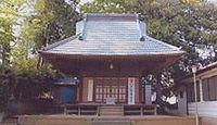 杉山神社 神奈川県横浜市緑区青砥町