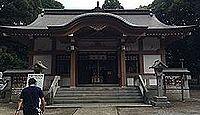 東大野八幡神社 - 飛鳥朝の創祀、御神木の子宝スギ、1月には奇祭・井手浦の尻ふり祭り
