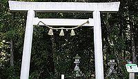 大森神社 三重県熊野市育生町尾川