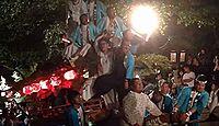 鴻八幡宮 岡山県倉敷市児島下の町のキャプチャー