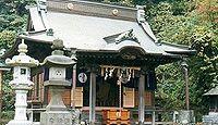 神明社 神奈川県横須賀市田浦町のキャプチャー