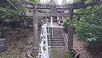 岡留熊野座神社 熊本県球磨郡あさぎり町免田西のキャプチャー