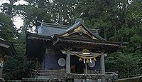 宇奈岐日女神社 - 湯布院町、蹴裂伝説や「速津媛」の伝承、境外末社に樹齢1000年の大杉