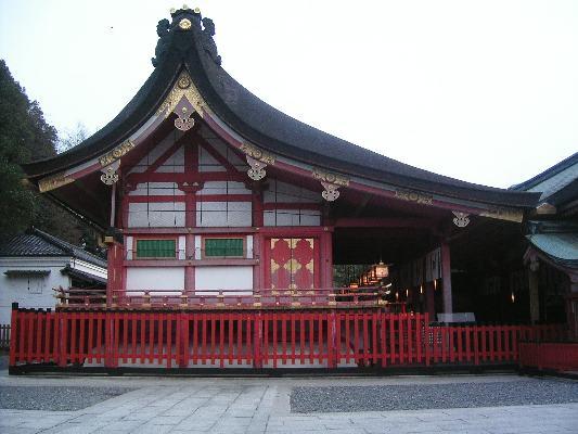 [京都府]初詣で人気の神社のキャプチャー
