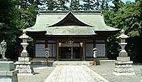國魂神社(いわき市) - 平安期に出雲を勧請、10月例祭はどぶろくまつり、粕つかみ