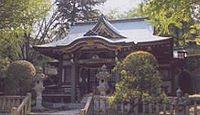 杉山神社 神奈川県横浜市青葉区千草台