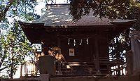 田柄愛宕神社 東京都練馬区田柄のキャプチャー