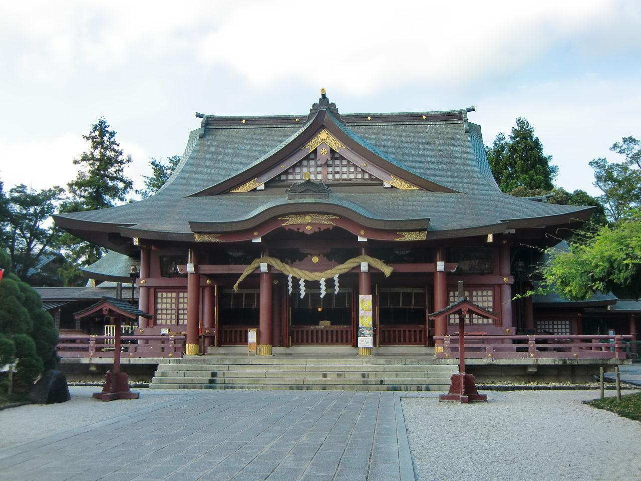 [茨城県]初詣で人気の神社のキャプチャー