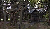 多岐神社 新潟県村上市板屋越