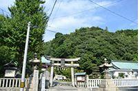 礒宮八幡神社 広島県竹原市田ノ浦のキャプチャー
