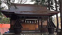川口神社 埼玉県川口市金山町のキャプチャー