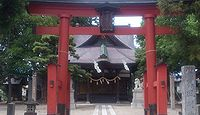 風間神社 長野県長野市風間のキャプチャー