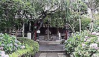 白山神社(文京区) - 文京あじさいまつりで知られる、徳川綱吉の崇敬を受けた神社