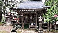 荒雄川神社(岩出山) - 縄文時代の祭祀遺跡も残る、歴代武将に崇敬された奥州一の宮