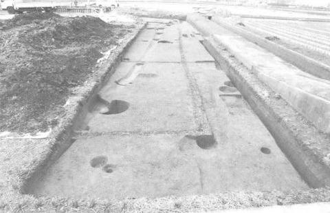 上東遺跡(岡山県・倉敷市) - 弥生後期の土器や生活用品がほぼ完全な形のままで出土のキャプチャー