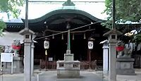 守居神社 大阪府守口市土居町のキャプチャー