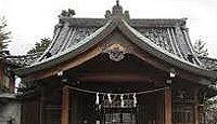 於保多神社 - 鎌倉期創建の「富山の天神様」、富山藩主前田家に崇敬され、3藩主を合祀