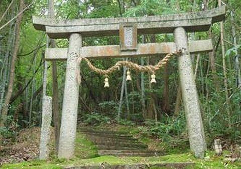 王太子神社 広島県尾道市浦崎町のキャプチャー