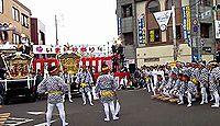伊萬里神社 - 香橘神社・戸渡嶋神社らを合祀して昭和創建、トンテントン祭りと製菓の神