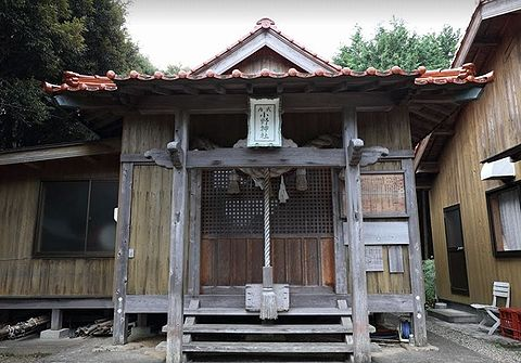 小野神社 島根県益田市戸田町のキャプチャー