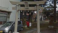 氷川神社 福井県坂井市三国町北本町のキャプチャー