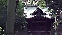 上石原若宮八幡神社 東京都調布市下石原のキャプチャー