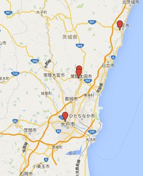 水戸藩「八幡潰し」をくぐり抜けた茨城県の八幡神社四社のキャプチャー