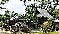 高野神社(津山市二宮) - 534年に社殿が創建された美作国二宮、現社殿も江戸初期の再建