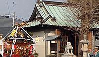 住吉神社 神奈川県茅ヶ崎市南湖のキャプチャー