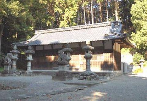 高岡神社 三重県鈴鹿市高岡町のキャプチャー