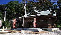 壱岐神社 - 元寇時の2天皇と19歳で戦死した小弐資時を奉斎、昭和創建の壱岐で最新の神社