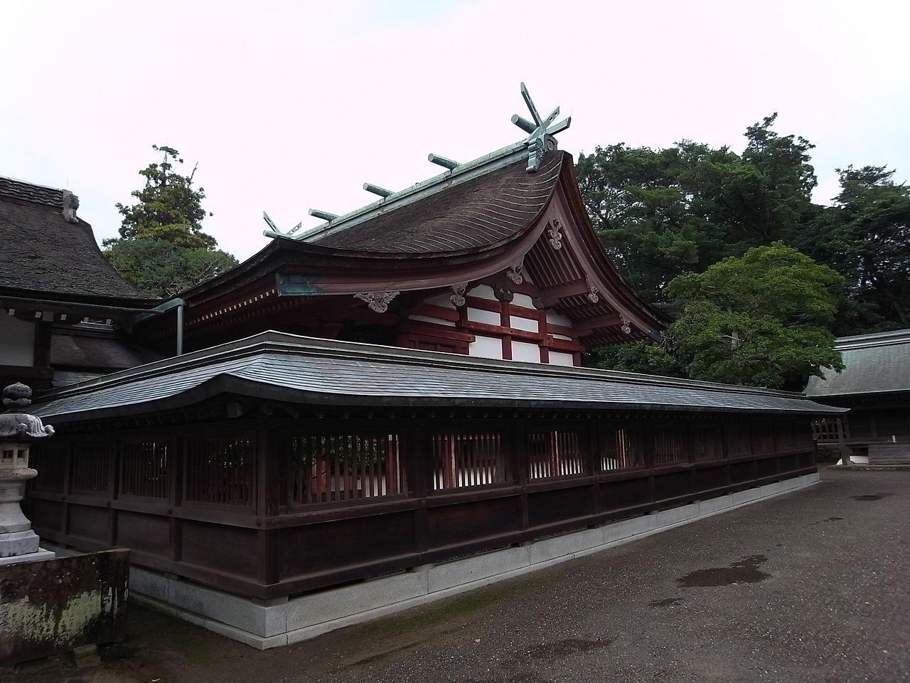 [御祭神が宗像三女神]初詣で人気の神社のキャプチャー