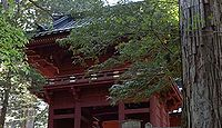 瀧尾神社 栃木県日光市山内のキャプチャー