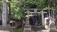 杉山神社 東京都稲城市平尾