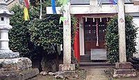 白玉稲荷神社 東京都中野区中央3丁目のキャプチャー
