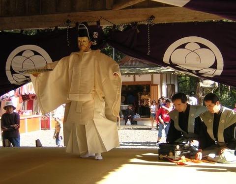 真木山神社 三重県伊賀市槙山のキャプチャー