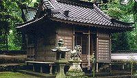 加和良神社 兵庫県丹波市氷上町香良