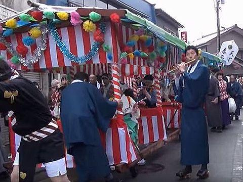 福井県の重要無形民俗文化財