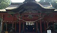 六所神社 愛知県岡崎市明大寺町耳取のキャプチャー