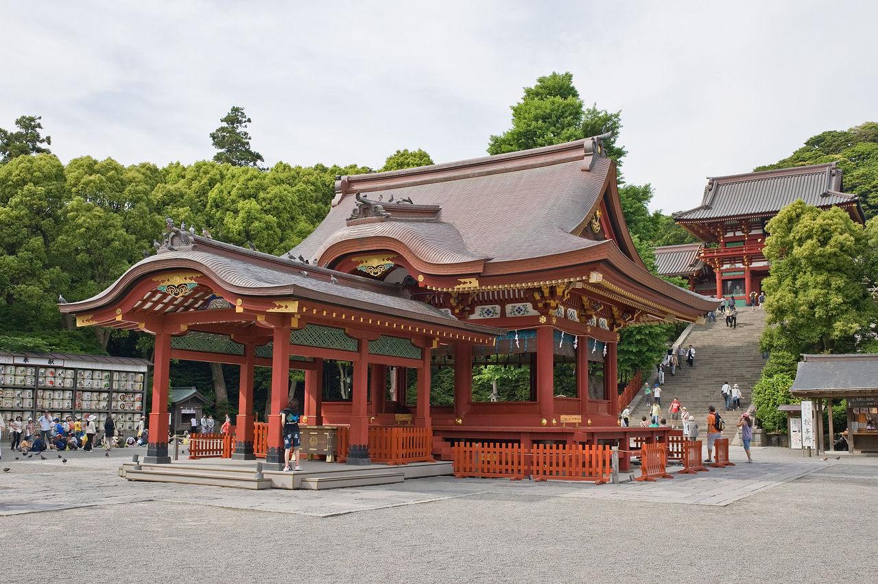 [神奈川県]初詣で人気の神社のキャプチャー