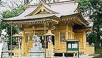 神明社 神奈川県川崎市宮前区野川のキャプチャー