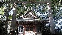 六所日吉神社 - 大國魂神社の境外末社、御祭神は少彦名命、境内社に天神社、馬霊塔など