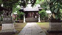 長崎神社 東京都豊島区長崎
